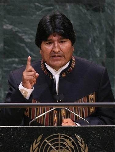 Bolívia nega fornecimento de urânio para o Irã