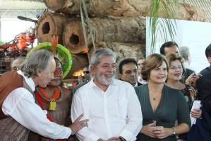 Minc e Dilma