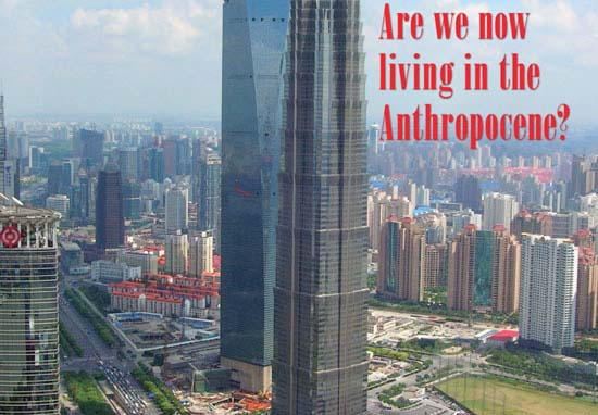 the anthropocene a new epoch of geological time pdf