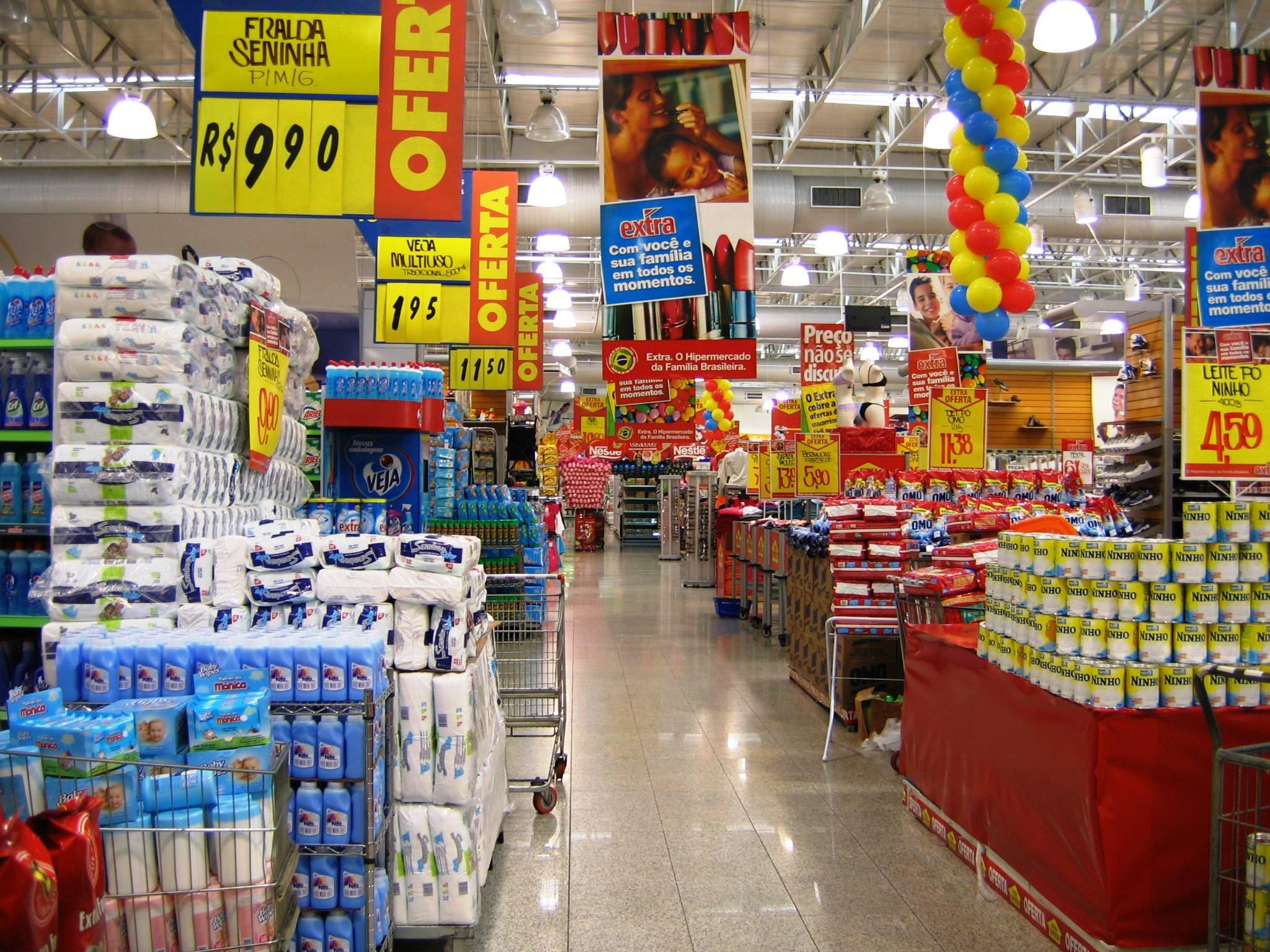 Vas al supermercado entra y mira como te manipulan for Vas al