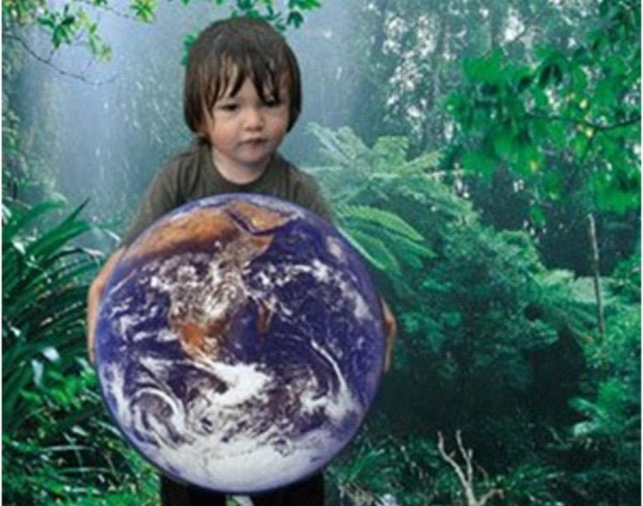 ¿ Como sera Nuestro Planeta en el Futuro ?