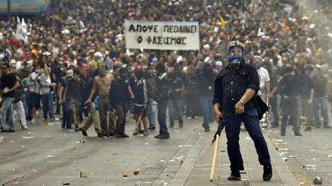 greece-protest