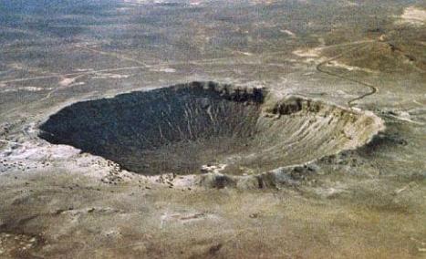 meteorcrater