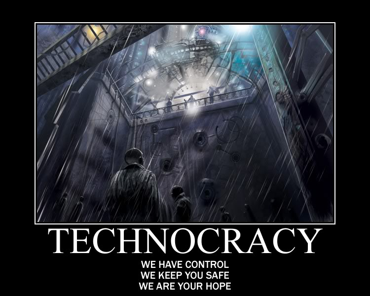 The United States of the Solar System, A.D. 2133 (Book Eight) Technocracy
