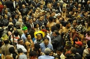 indigenas no congresso