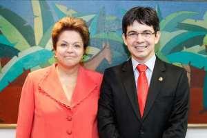 Dilma e Randolfe