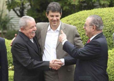 Lula & Maluf